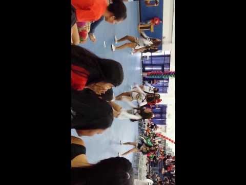 Desert Hot Springs High School Cheerleaders!