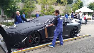 HowToDelivery GT-R50 by Italdesign Part1
