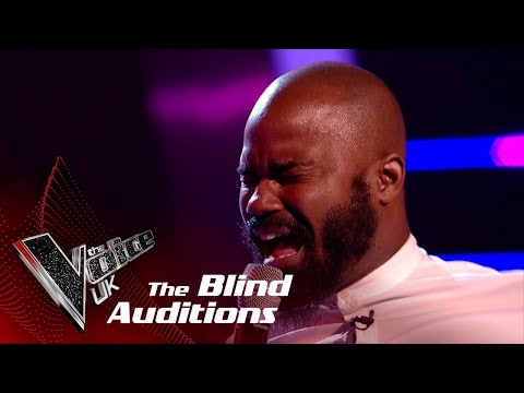 Jason Performs 'Amazing Grace': Blind Auditions | The Voice UK 2018