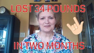 Lost 34 Pounds in 2 Months on Diet - Life & Health Update - Princess Five Update - Isolated at HOME