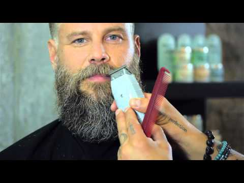 How to Trim a Beard by Daniel Alfonso featuring Roy Oraschin