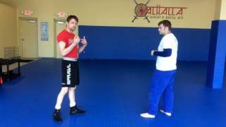 Differences in a Muay Thai Kick and Savate Kick