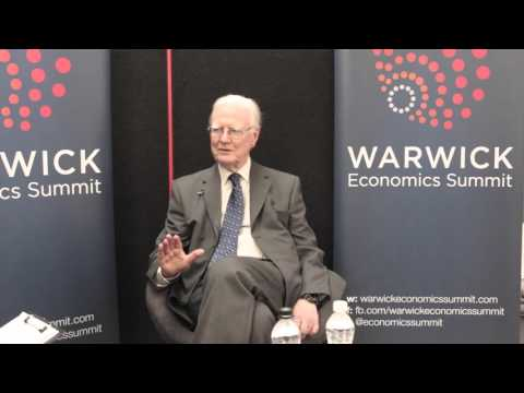 WES 2016- Sir James Mirrlees Interview