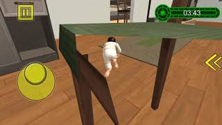 VIRTUAL BABY BOSS SIMULATOR || BABY GAME