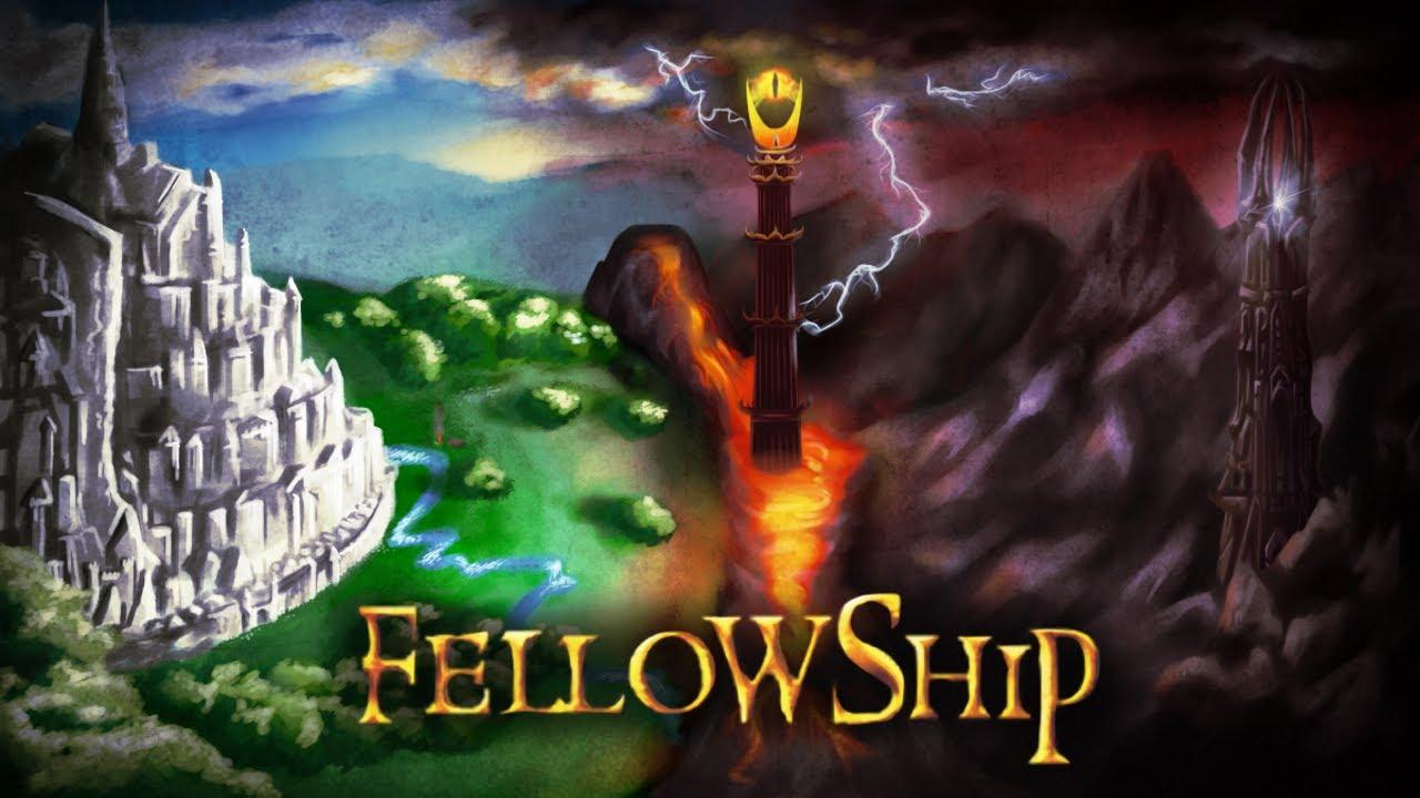 Fellowship Of The Ring Minecraft Battle Of Helms Deep