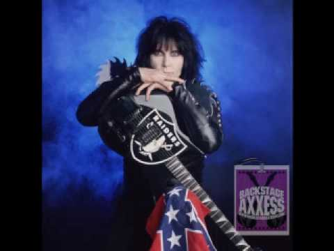 Blackie Lawless of WASP Interview with BackstageAxxess.com (Part 2 of 3)