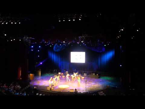 Nashville School of the Arts Class of 2014 Graduation Dance African