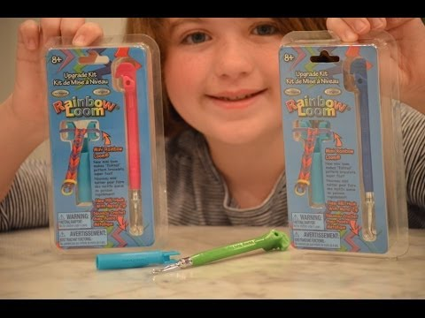 Rainbow Loom Upgrade Kit Review