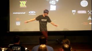 Jaxon Roberts - 1A Final - 9th Place - UYYC 2017 - Presented by Yoyo Contest Central