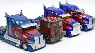 Transformers 4 AOE 5 TLK Voyager Class Optimus Prime 4 Truck Vehicles Cars Robots Toys