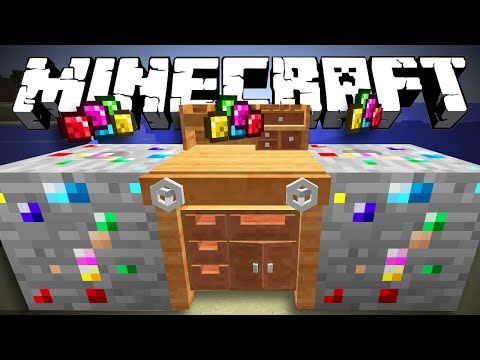 РАНДОМНЫЙ КРАФТ - Minecraft (Обзор Мода)