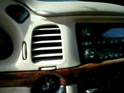 2004 Impala Climate Control Part 2 DIY Reviews on 2004 chevy impala climate control