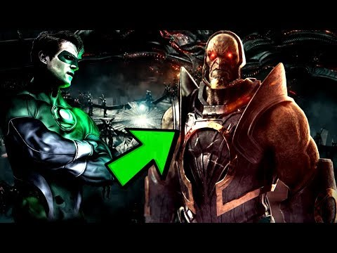 Justice League NEWS Green Lantern And Darkseid To Appear? Who's Playing Green Lantern ? - DCEU thumbnail