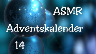 ASMR | Adventskalender | Türchen 14 | Tapping | Whispering | codo80Berlin