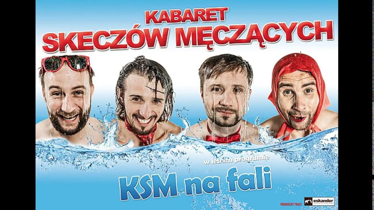 """Kabaret Skeczów Męczących  """"NA FALI"""" (spot)"""