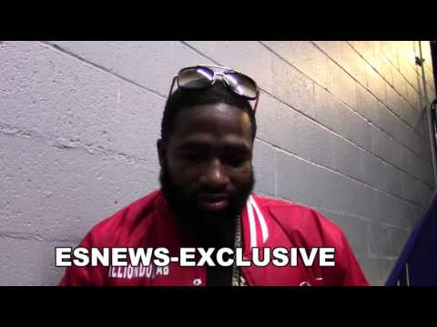 Adrien Broner What He Loves About Boxing & Why GGG Is Not P4P King - EsNews Boxing