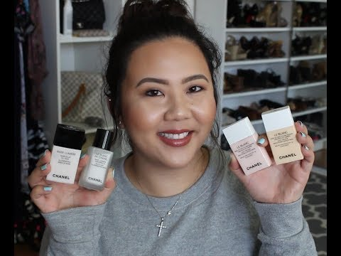 Chanel Makeup 101   Chanel Makeup Primers and Bases 101   DreDreDoesMakeup