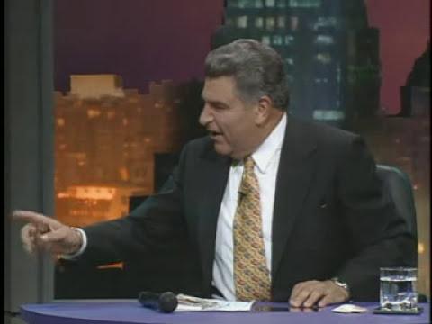 El humor de Juan Verdaguer en Canal 13