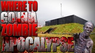 WHERE TO GO in a Zombie Apocalypse - Zombie Survival Guide