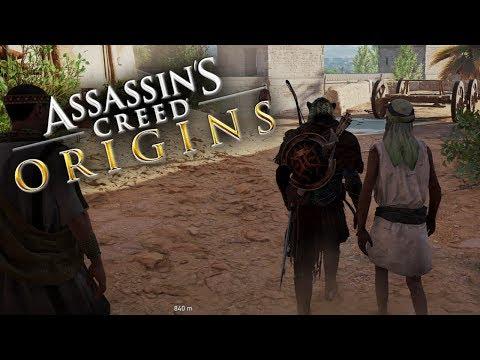 ASSASSIN'S CREED: ORIGINS ⚔️ 021 • PRIESTER-ESKORTE • LET'S PLAY ASSASSIN'S CREED