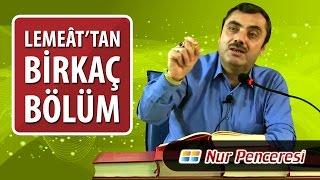 Mustafa KARAMAN - Lemeât'tan Birkaç Bölüm