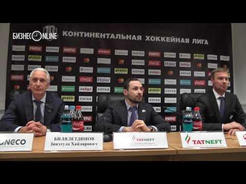 «Чё пыхтишь-то?» Билялетдинов сорвался на журналиста после вопроса о Зарипове