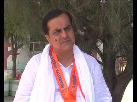 Sukhbir Singh Jaunapuria BJP || Winner from Tonk- Sawai Madhopur...