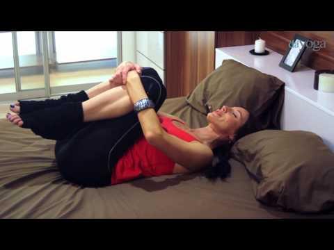 Урок 1. Йога в кровати