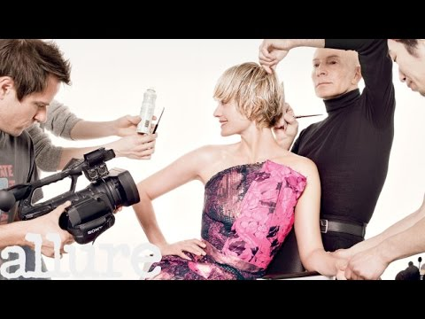 Amber Valletta's Allure Cover Shoot June 2014 - Allure