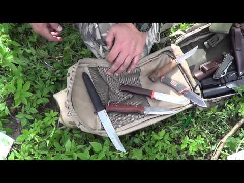Выбираем походный нож