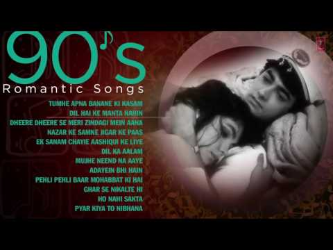 Official  90's Romantic Songs   Bollywood Romantic Songs