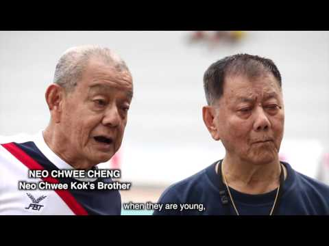 Singapore Sports Pioneers Tribute Video