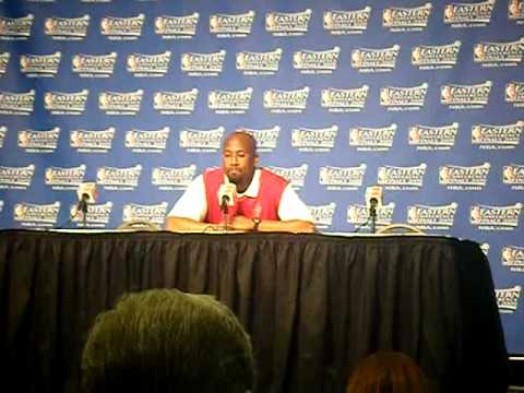 Mike Brown Interview - Game 5, Cleveland Cavaliers 112, Orlando Magic 102