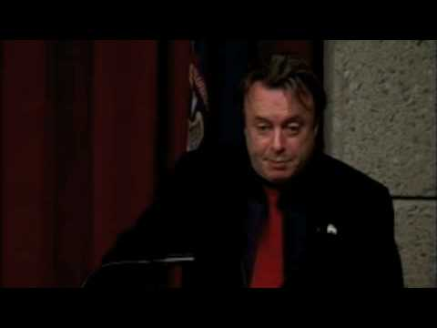 Christopher Hitchens on Jefferson & Bush (2 of 8)
