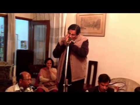 Yahi Woh Jagah Hai on Harmonica by Ashok Kumar