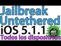 Youtube replay - Jailbreak iOS 5.1.1 Untethered para...