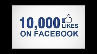 How to get 10k Facebook auto likes just one click
