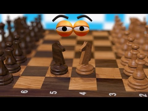 VIDS for KIDS in 3d (HD) - Chess for Children, Learn the Basics - AApV