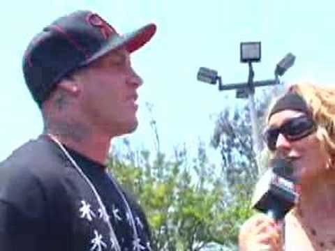Brian Deegan On MTV's Scarred Live Video