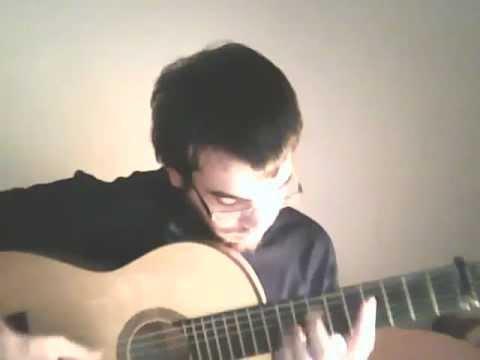 Javier Conde Bulerias guitarra flamenca