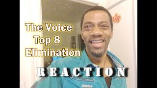 Download Lagu The Voice 2018 Top 8 Quadruple Elimination (REACTION) Gratis STAFABAND