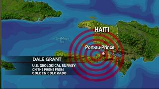 7 0 Earthquake Rocks Haiti Nation Braces For Aftershocks