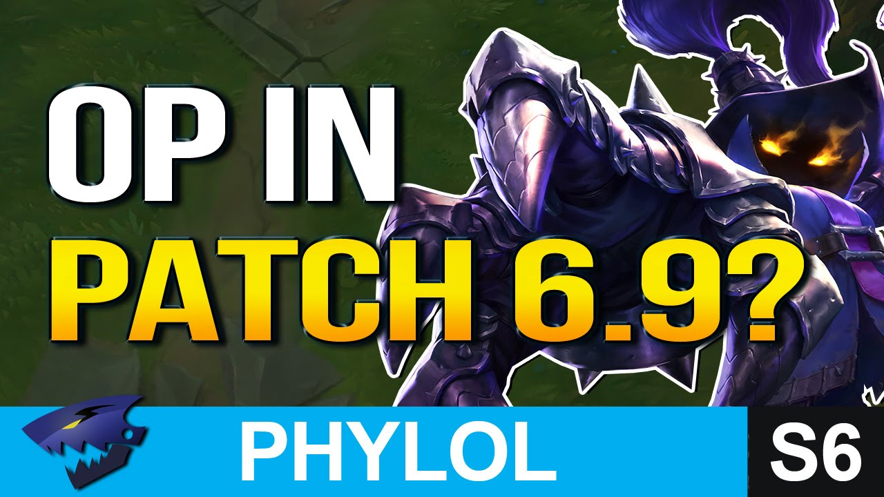 NEW STRONGEST CHAMPS IN PATCH 6.9 & Who to watch out for (League of Legends)