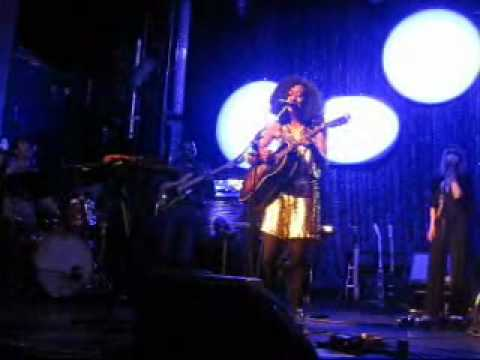 Breathless- Corinne Bailey Rae Live at Webster Hall