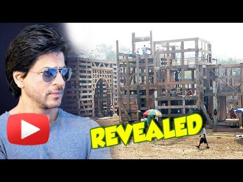 Leaked!! Shahrukh Khan's Raees Movie's Set thumbnail