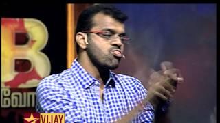 Naduvula Konjam Disturb Pannuvom | 7th February 2016 | Promo 4