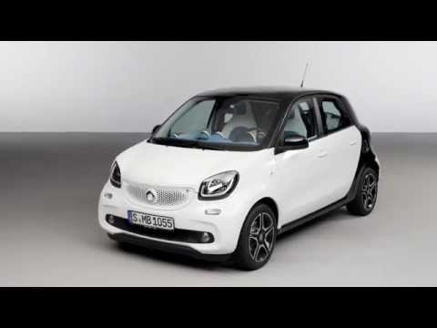 NEW Smart ForFour - studio