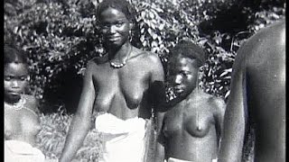 AFRICAN tribal life 65 years ago