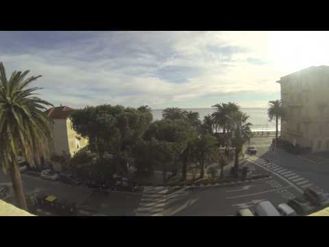 Prova X-lapse+gopro video