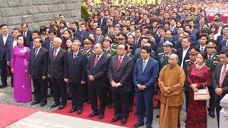 Thủ tướng Nguyễn Xuân Phúc dự Lễ kỷ niệm 229 năm chiến thắng Ngọc Hồi - Đống Đa